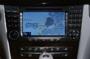 DVD Mercedes NTG1 V19.0 Map update 2018-2019 Sat Nav Map Update A2118270901